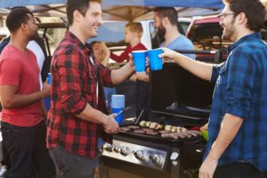 Brief Report: Tailgating as A Unique Context For Parental Modeling On College Student Alcohol Use