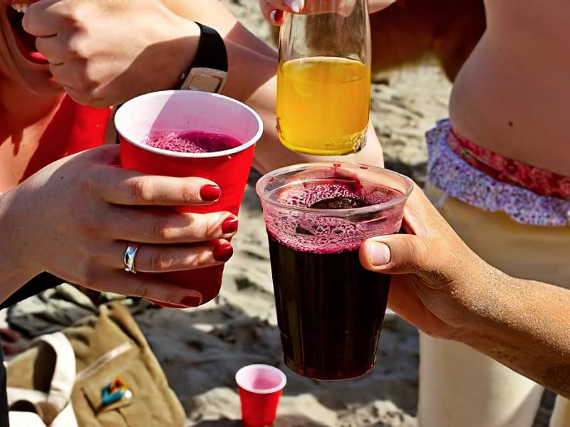 Study: Combatting College Drinking – Involve Community