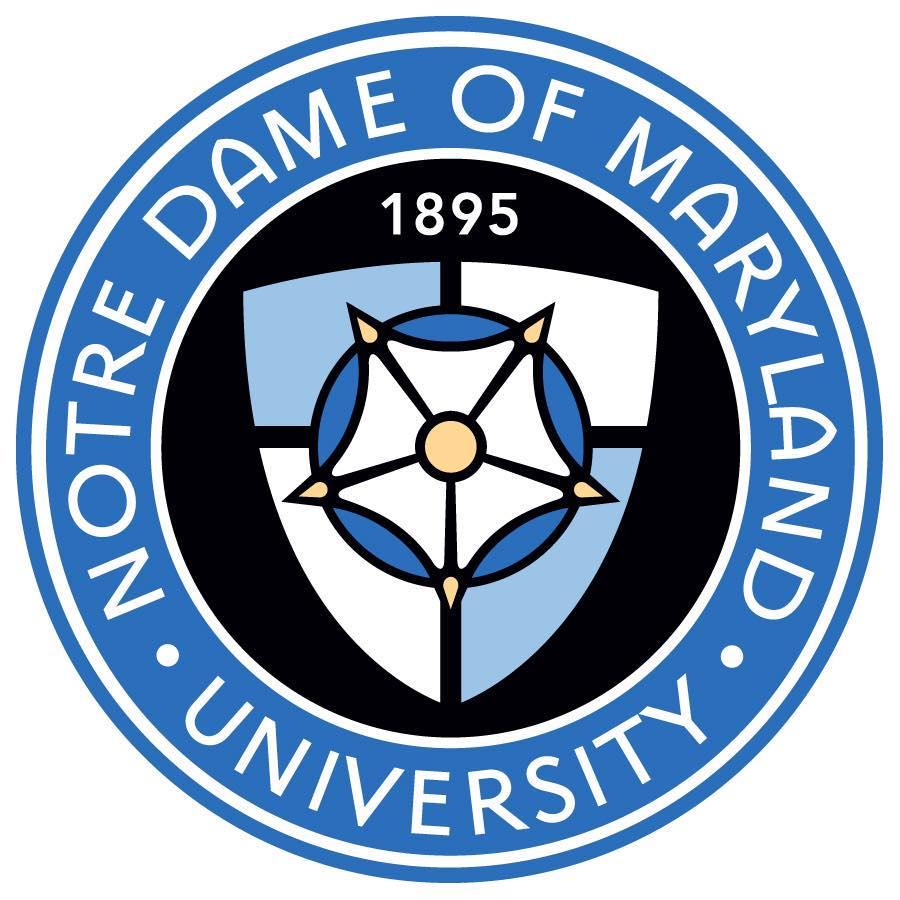 Logo: Notre Dame of Maryland University