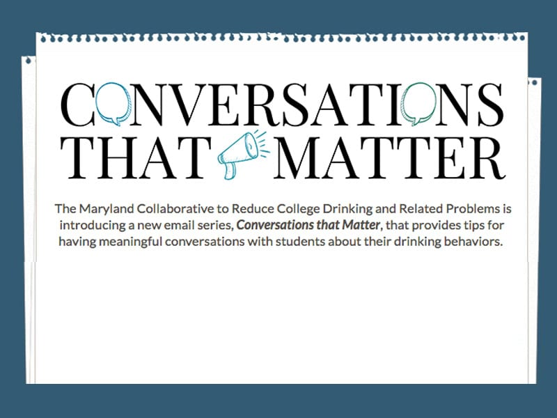Conversations with Students Who Minimize Their High-Risk Alcohol Use